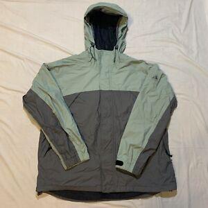 Nike ACG Rain Jacket Coat Outer Layer Teal Grey Men's Size XL