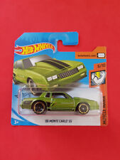 Hot Wheels'86 Monte Carlo Ss Muscle Mania 6/10 [2020 #196/250].