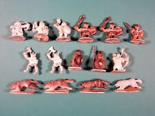 RAL PARTHA - Wizards, warriors & warlocks : 11 Goblins & 4 Wolves
