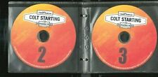Clinton Anderson Colt Starting Series Horsemanship 11 Dvd set