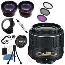 Nikon 18-55 VRII Full Accessory Kit For Nikon D3200 D3300 D5200 D5300 SLR Camera
