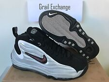 NEW Nike Air Total Max Uptempo LE 366724-001 Silver foamposite DS Rare Size 11