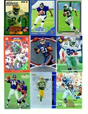 (18-card lot) assorted Topps / Leaf / UD / Fleer rookie-insert-parallel-stars c