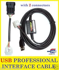 NEW USB 2.0 LPG interface cable with OPTO-Protection  and 2 - 3 - 4 Connectors