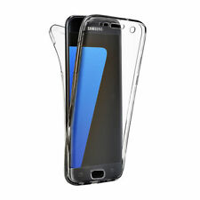 Funda doble para Samsung Galaxy S7 Edge transparente proteccion completa