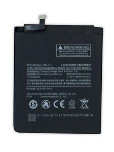 Bateria para Xiaomi Redmi Note 5A / Mi A1 / Mi5X / Mi 5X / Redmi S2 | BN31