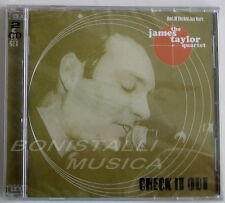 THE JAMES TAYLOR QUARTET  CHECK IT OUT The best of Acid Jaz Years 2 CD Sigillato