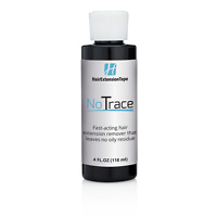 No Trace Extension Remover 4 oz Drip Top Tape Release Hair No Oily Residue