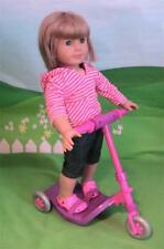My Life Three wheel scooter for18 inch Dolls