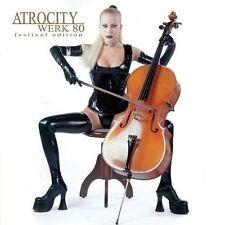 ATROCITY WERK 80 + 3 BONUS TRACKS BRAND NEW SEALED CD