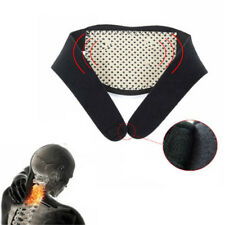 Tourmaline Neck Guard Self-heating Brace Magnetic Therapy Wrap Protect Belt