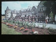 POSTCARD INVERNESS-SHIRE NETHYBRIDGE - NETHYBRIDGE HOTEL - GAMES DAY C1989