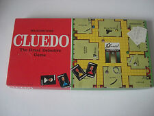 Paper Crime Cluedo/Clue Board & Traditional Games