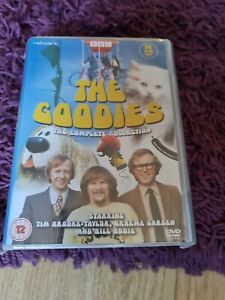 The Goodies Complete Collection (14 DVD Set) Brand new sealed