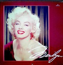 Marilyn Monroe Calendar 1994 Hallmark Bruno Bernard Publicity Photo Promo Pinup