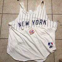 VTG Nike New York Yankees MLB Vintage Tank Top