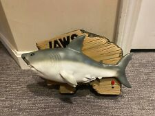 Gemmy 2000 Animated Jaws The Singing Shark Fish Bass Trout Catfish Lobster Video