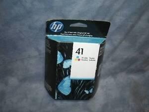 Genuine HP 41 (51641A/140) Tri-Color Ink Cartridge  (Sealed In Box)