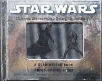 STAR WARS SCANIMATION BOOK (11 ANIMATED PICTURE PAGES) Rufus Butler Seder