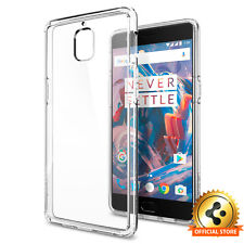 Spigen [Ultra Hybrid] For Oneplus 3 / 3T Shockproof Case Clear TPU Bumper Cover