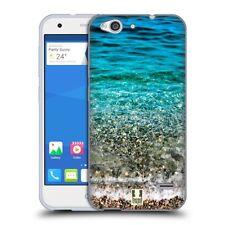 Étuis, housses et coques transparent en silicone, caoutchouc, gel pour téléphone mobile et assistant personnel (PDA) ZTE