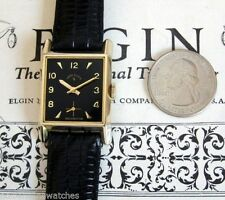 Mens Vintage Lord Elgin watch 14 KT Rolled Gold Watch