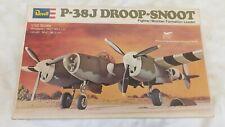 REVELL 1:32 P-39J DROOP-SNOOT Fighter/Bomber Formation Leader Model Kit H-262