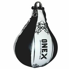 Onex Leather Speed Ball Boxing PunchBag Punching Training MMA Speed ball