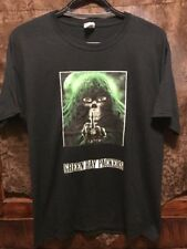 GREEN BAY PACKERS ~  LRG~ SKULL Middle Finger Football FU G Force HATERS T Shirt
