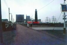 PHOTO  KENT 1972 DUNGENESS NUCLEAR POWER STATION & OLD LIGHTHOUSE THE A STATION