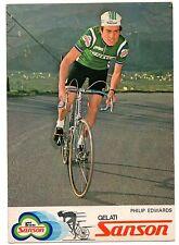 PHILIP EDWARDS SQUADRA SANSON CICLISMO CYCLISME CYCLING BICICLETTA