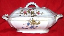 VINTAGE /ANTIQUE NUMBERED COVERED VEGETABLE TUREEN  DISH  SEE PHOTOS *#668  26