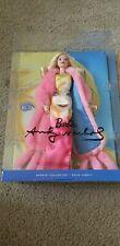 Barbie Andy Warhol Nib
