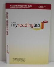 Pearson Myreadinglab Plus Access Code New