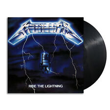 Metallica - Ride The Lightning Vinyl LP Sealed New Black