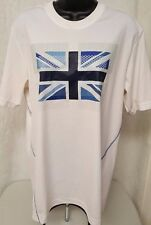 Team GB Unisex Multi Color Olympic 2012 Team GB (Great Britain) Shirt Size M