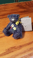 "Deb Canham ""Charlie Charm"" bear- Have a Heart Collection"