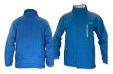 Regatta Taro Mens Waterproof Breathable Hooded Blue 3in1 Jacket Small