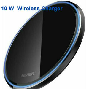 Wireless Mobile Phone Charger For iPhone & Android Phones Fast Charging Wireless