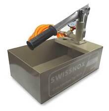 Swissnox A3 Filling Pump Hand Pump Solar Pump Test Pump Pressure Test Print Pump
