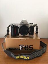 Nikon F65 35mm SLR Film Camera Body Only