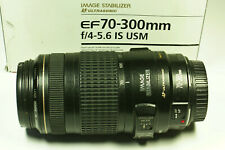 Canon EF Zoom 70-300 IS USM