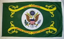 United States Army Retired Flag 3' x 5' Officially Licensed Banner