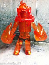 Marvel Minimates HUMAN TORCH Invaders Box Set Loose Avengers Captain America