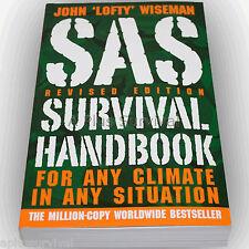 SAS Survival Handbook John Wiseman Camping Bug Out Bag