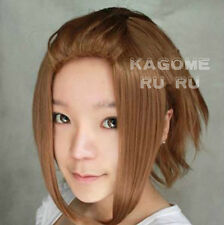 K-ON Tainaka Ritsu Beautiful Gold Brown Cosplay Wig