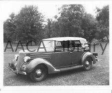 1936 Ford Phaeton, Factory Photo (Ref. # 41967)