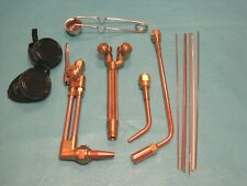Victor Type Welding Brazing Cutting Heating Torch Set Free Shipping