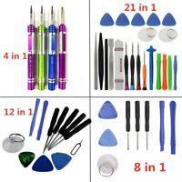 Repair Opening Pry Tools Screwdriver Kit Set Lot For iPhone X XR XS 8 7 6 5 ARUS
