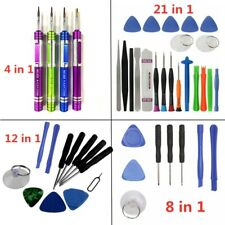 Repair Opening Pry Tools Screwdriver Kit Set Lot For iPhone X XR XS 8 7 6 5 ARUS